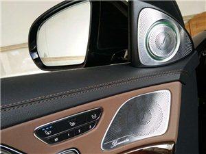 梅赛德斯奔驰S改P20辅助自动驾驶行人侦测主动安全预防柏林之声通风