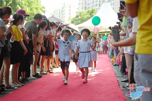 金海浆纸爱心资助洋浦第一幼儿园开展活动欢庆六一