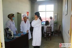 """""""两癌检查""""活动持续进行中,县妇计中心走进第二站――马鹿镇。"""