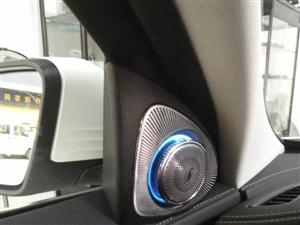 爱车改装,个性由你奔驰C200GLC260改通风座椅 柏林之声音响广州