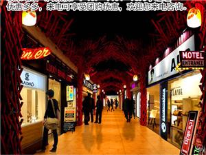 济南尚品一街的商铺已经全部开业,人流量暴涨!!!