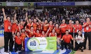2018年全国女子篮球锦标赛登陆重庆丰都!连续5天上演高水平竞技