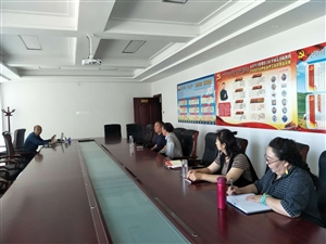 正蓝旗委党校组织开展第九次集体学习集体备课活动