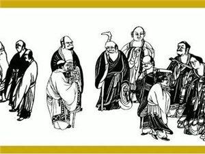 【巴彦网】孙士玲:五百罗汉(剪纸长卷,震撼叫绝)-剪纸