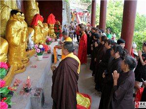 金沙国际娱乐官网川主庙举行盛大开光仪式活动