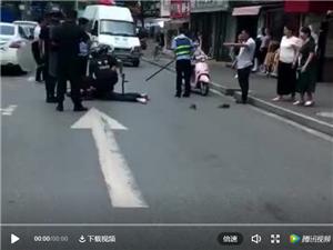 【号外】汉川农业银行遭遇歹徒抢劫!
