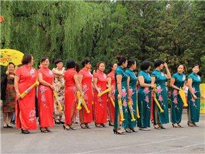 旗袍秀―人和中国传统服装的美