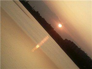 【原创】夕阳映辉~~~骑行随拍黄昏,收获斜阳醉美(图片)