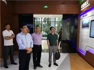 耿延强书记走访碧桂园集团总部,对接推进巢湖科技生态产业园项目。