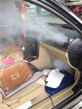 空调蒸发箱可视清洗・雾化杀菌
