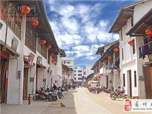 遂川县草林红色圩场被列入省级文物保护单位