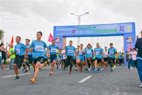 肃州区第七届北大河风情线马拉松比赛震撼来袭