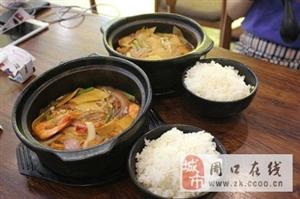 美腩子烧汁虾米饭一碗虾的传奇