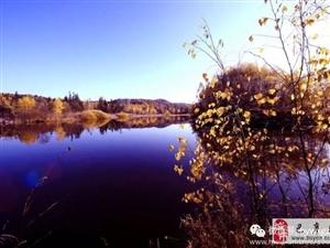 苏城巴彦摄影之龙江的圣水明眸-吴欣新