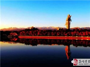 东湖的红叶