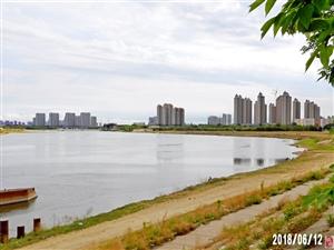 随手拍:鹤城嫩江江畔