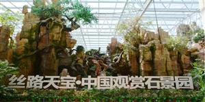 酒泉富康丝路天宝·中国观赏石景园