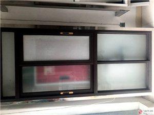 (双鑫门窗)以诚信经营专业安装各种中高档铝合金门窗、断桥铝门窗等