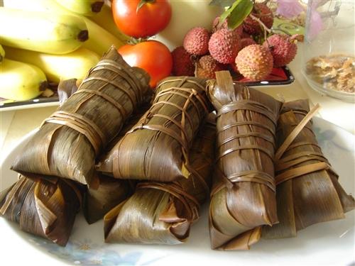 #端午安康—来说说你们爱吃什么口味的粽子#