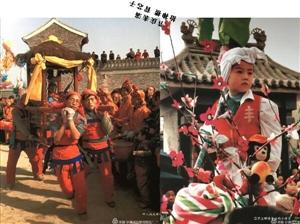 印象党家村|这些老一辈的韩城记忆,沉淀在泛黄的相片里!