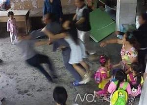 气愤!老师没回复班群消息,遭家长怒骂和闯校殴打:我想打谁就打谁!