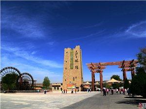 宁夏行之二——5A级景区:沙坡头