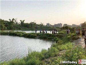 悲剧!昨天在揭西厚埔村一鱼塘发现小孩疑似溺亡!家长一定要敲响孩子野游的