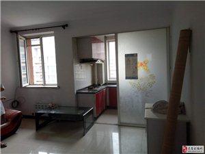 燕径小区 9号楼2单元64平2室1厅没家电 有家具5500元1年