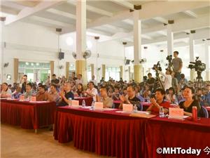 揭阳市第六届中小学生艺术展演(揭西分赛区)在棉湖中学实验学校举行