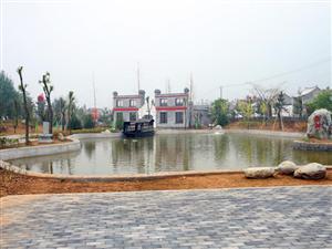 """红色旅游景点""""初心公园""""6月21日开园"""