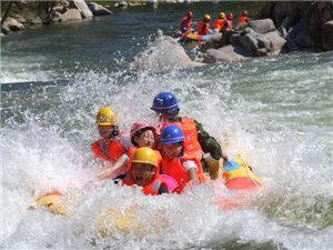 霍山大峡谷漂流攻略