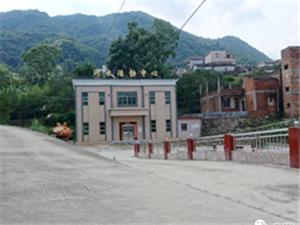 美丽乡村——良田乡河水村
