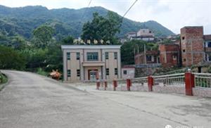 美丽乡村――良田乡河水村