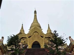 云贵川第四十七天   缅甸一日游