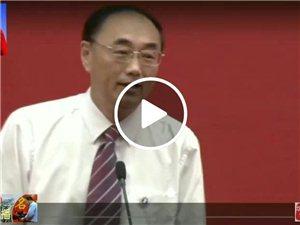 视频:中国矿业大学2018毕业典礼校长致辞,句句入心,道道振奋!
