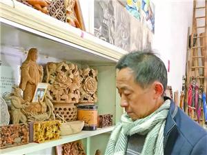 揭西凤江林养武:推动潮汕木雕技艺传承发展!