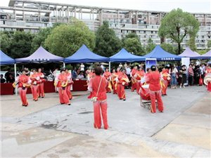 """2018年开化县""""安全生产广场咨询日""""活动在南湖广场成功举行!"""