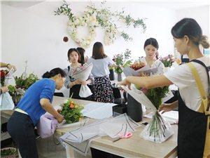重庆花艺培训