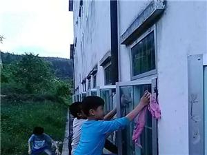 """大山里一颗璀璨的明珠――桐树坪小学""""市级三好学生""""刘宸林"""