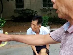 滨江公园内一60多岁男人,疑似突发心梗,倒地不起!