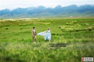 摆对了姿势才能美美的拍摄出婚纱照来