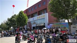 上汽大众・金布4S店・卢龙分店开业