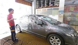 哪里洗车又便宜又干净?给推荐下。