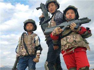 德令哈真人CS野外基地开业了,人生应该上一次战场!
