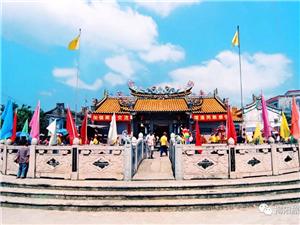 【旅游扶贫重点村旅游资源】庙角村·三山国王庙