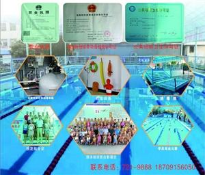 今年暑假让孩子学什么?到旬阳四季田园游泳去!