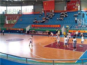 世华集团琼海分公司第二届篮球比赛