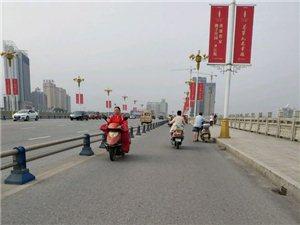 能不能管管天汉大桥逆行的非机动车,天天有人因为逆行出事故