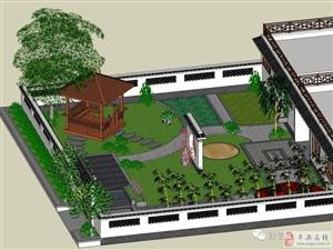 我在郑州做景观设计,老乡们关注下我的公众号