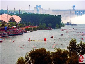 2018湖北省水域游泳比赛(丹江口赛区)今天在中国水都丹江口圆满举行成